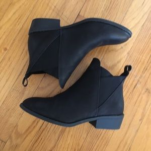 Charlotte Russe Chelsea boots